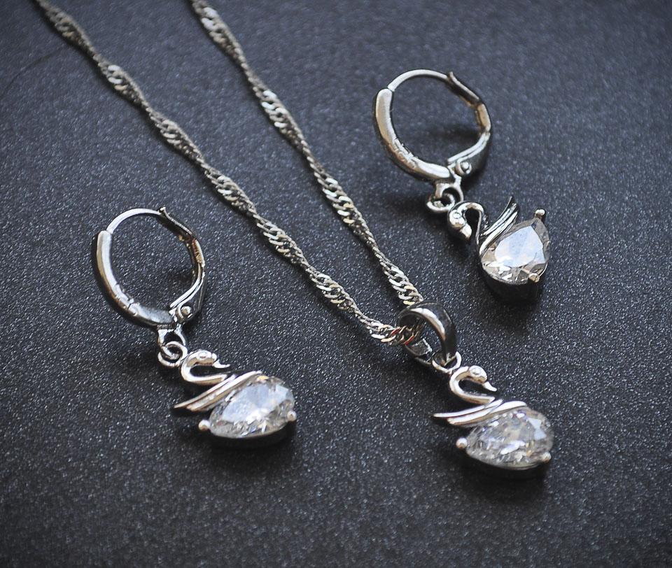 Lucini set Fameo Diamonds