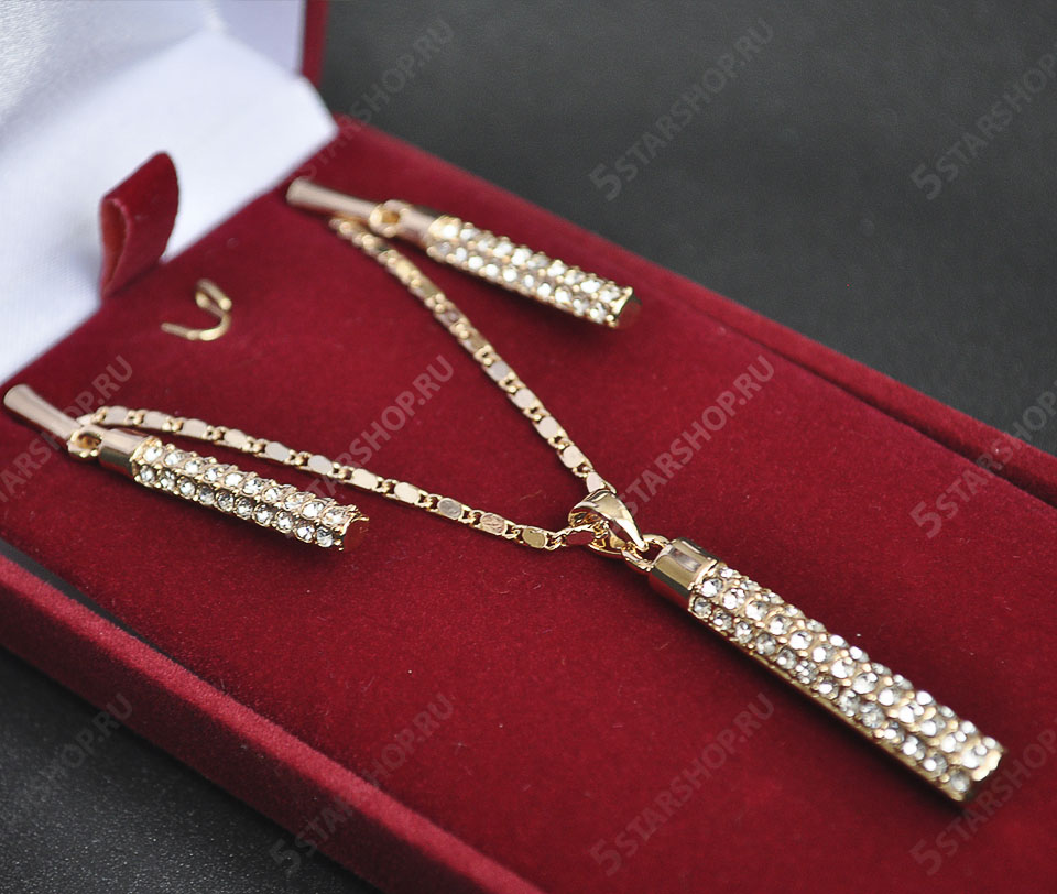 Cristal set Fameo Diamonds