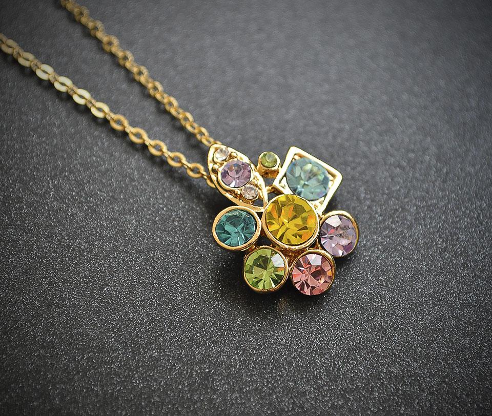 Olimpia set Fameo Diamonds