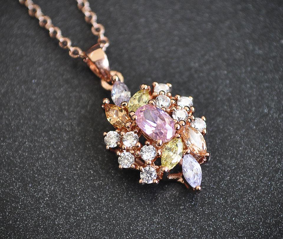 Melissa set Fameo Diamonds