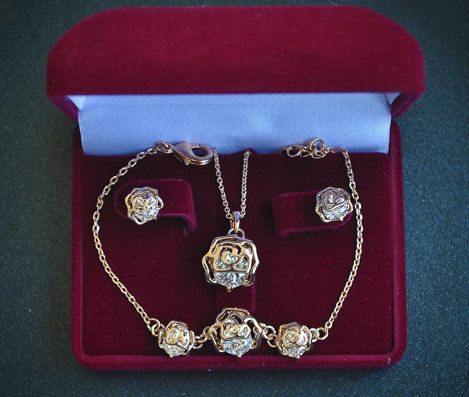 Gala lux set Fameo Diamonds