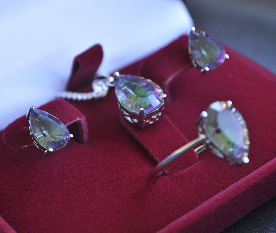 Nori set Fameo Diamonds