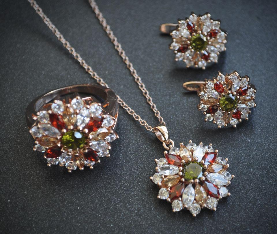 Antera set Fameo Diamonds