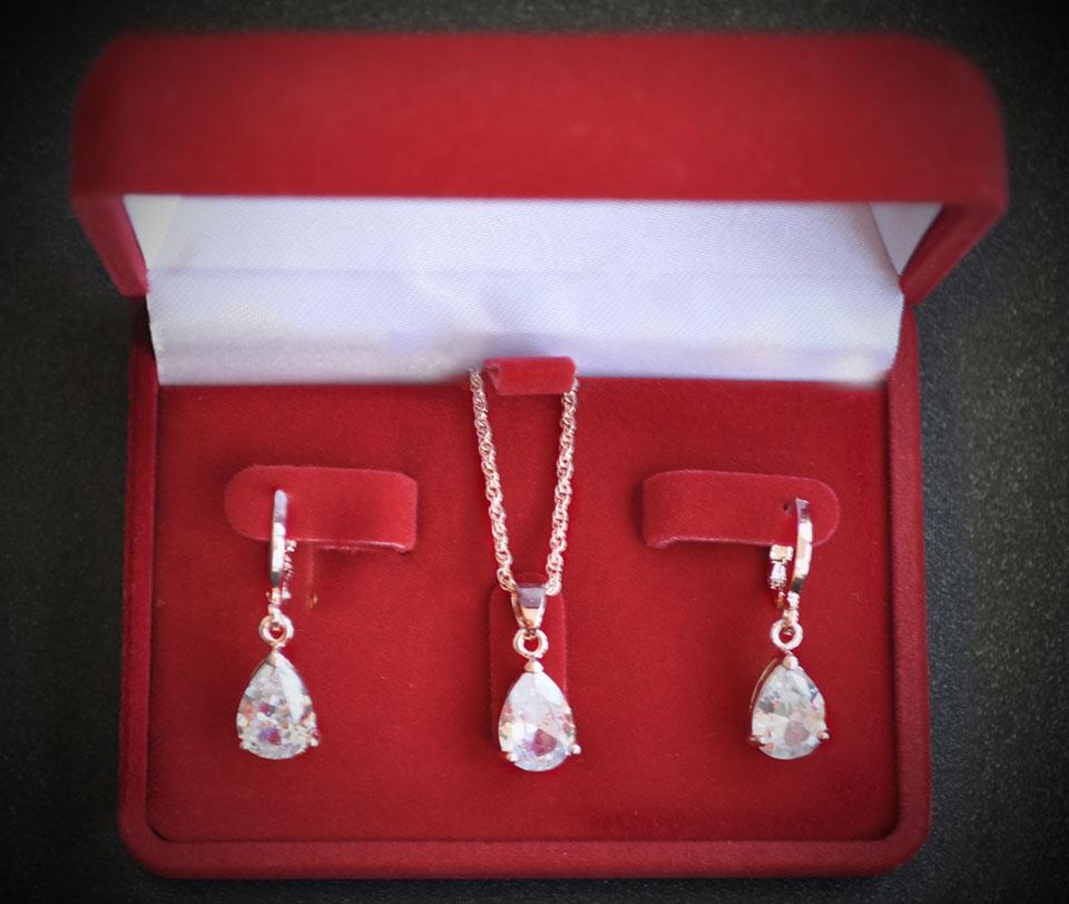 Fieria set Fameo Diamonds