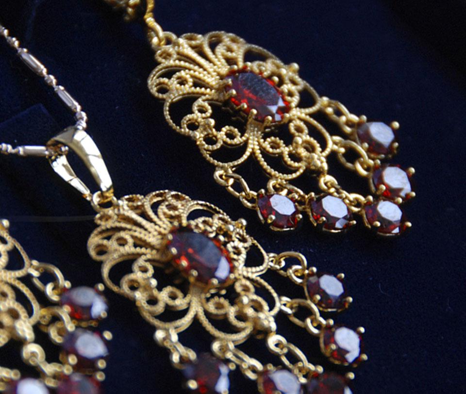 Aurelia set Fameo Diamonds