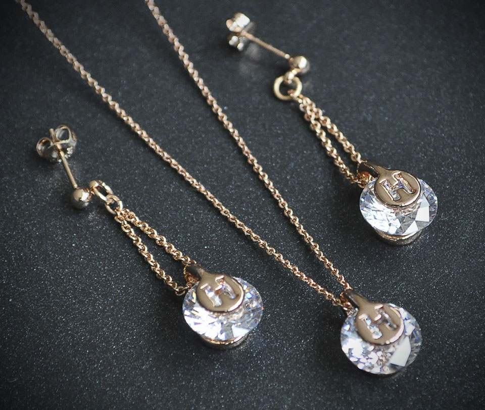 Helios set Fameo Diamonds