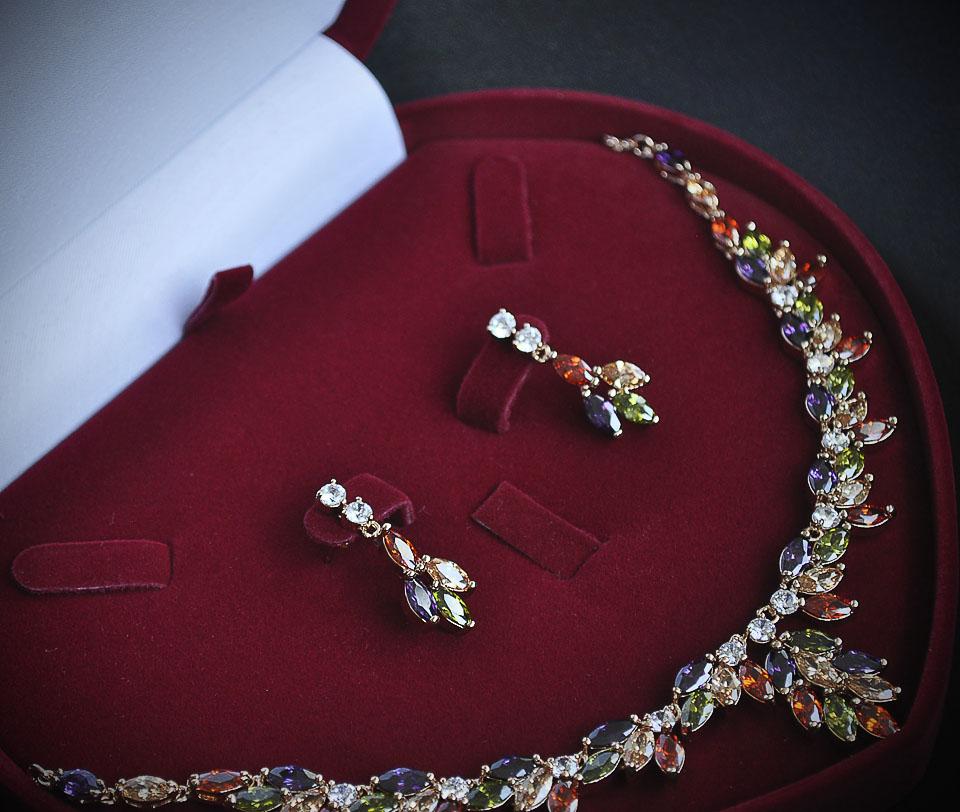 Hallissi set Fameo Diamonds