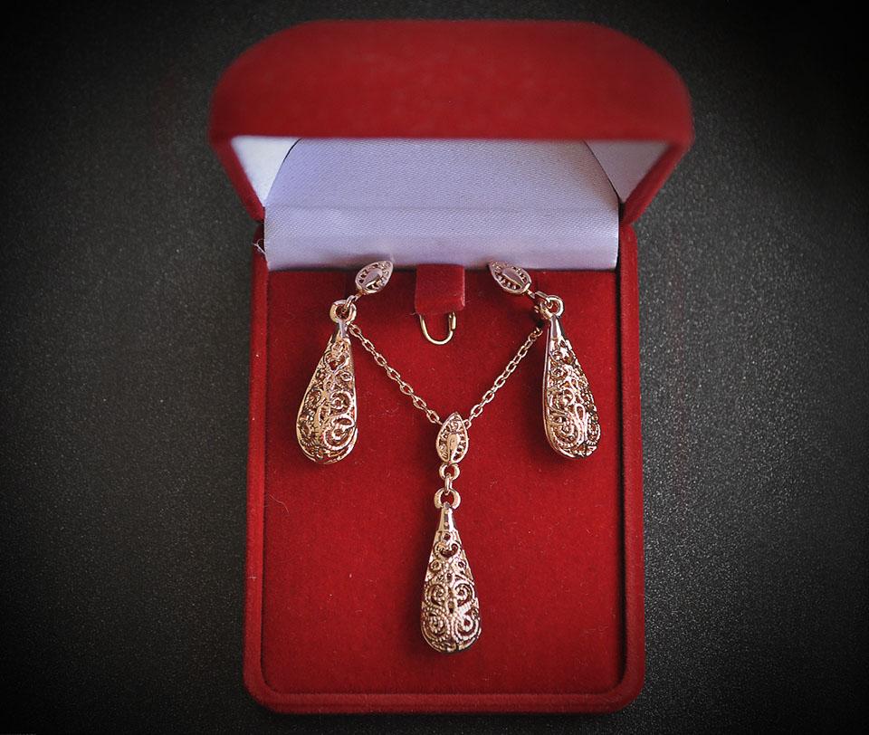 Marzio set Fameo Diamonds