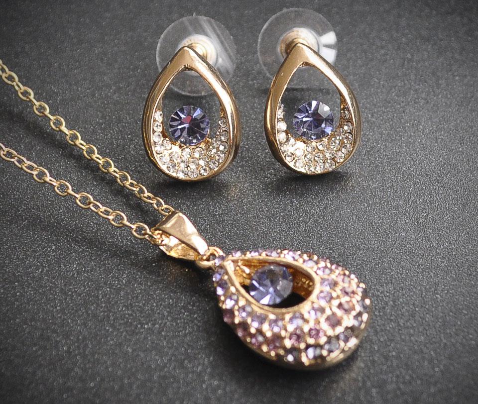 Mauri set Fameo Diamonds