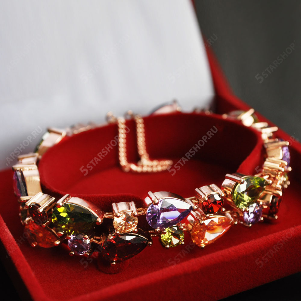 Flowele set Fameo Diamonds