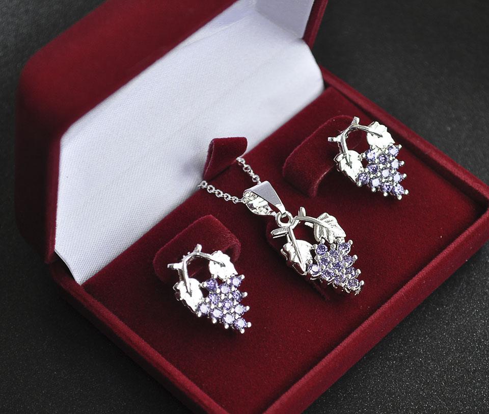 Viliate set Fameo Diamonds