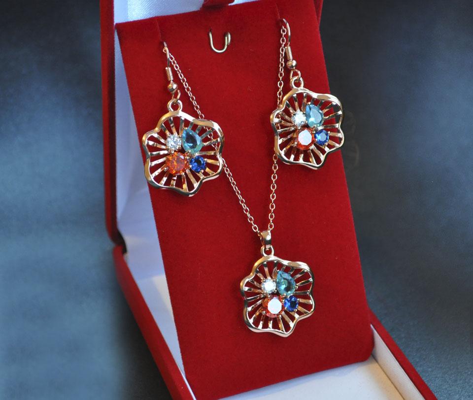 Cinderella set Fameo Diamonds