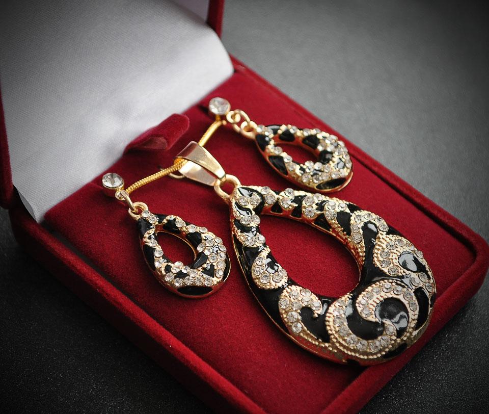 Teo set Fameo Diamonds