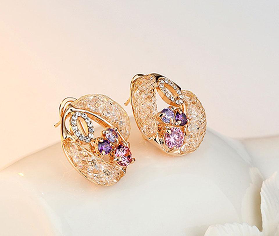 Xaviera set Fameo Diamonds