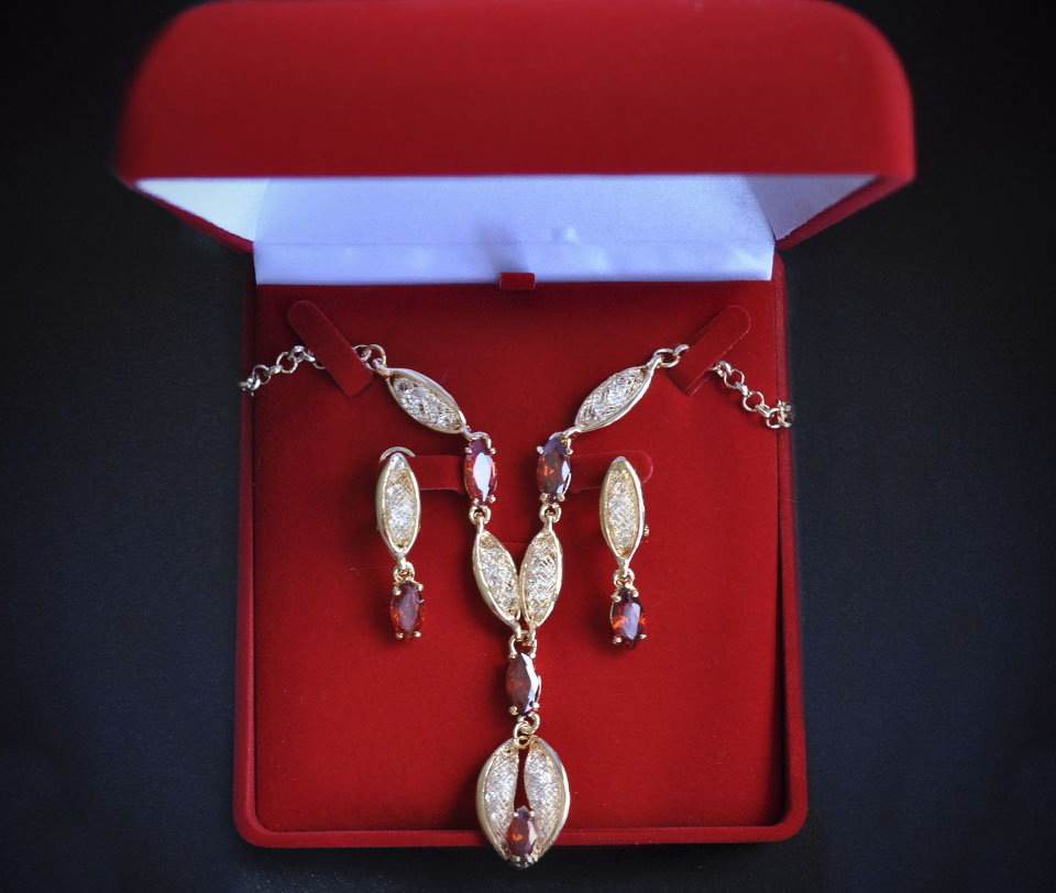 Anzio set Fameo Diamonds
