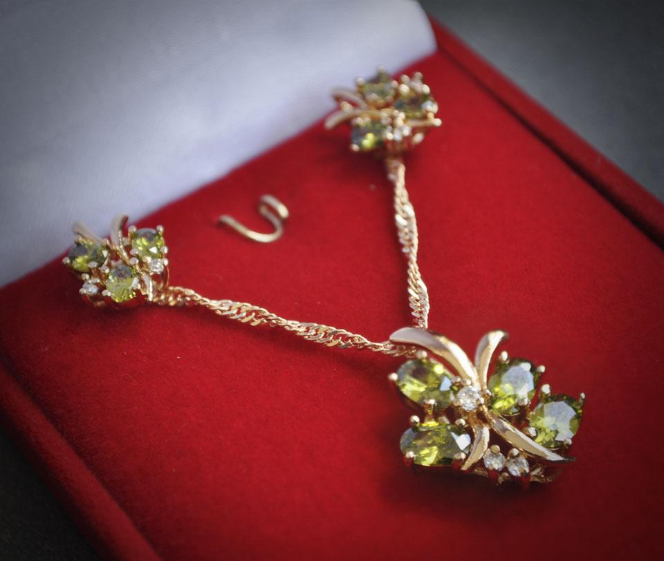 Camilla set Fameo Diamonds