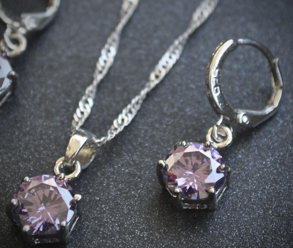 Bianchi set Fameo Diamonds